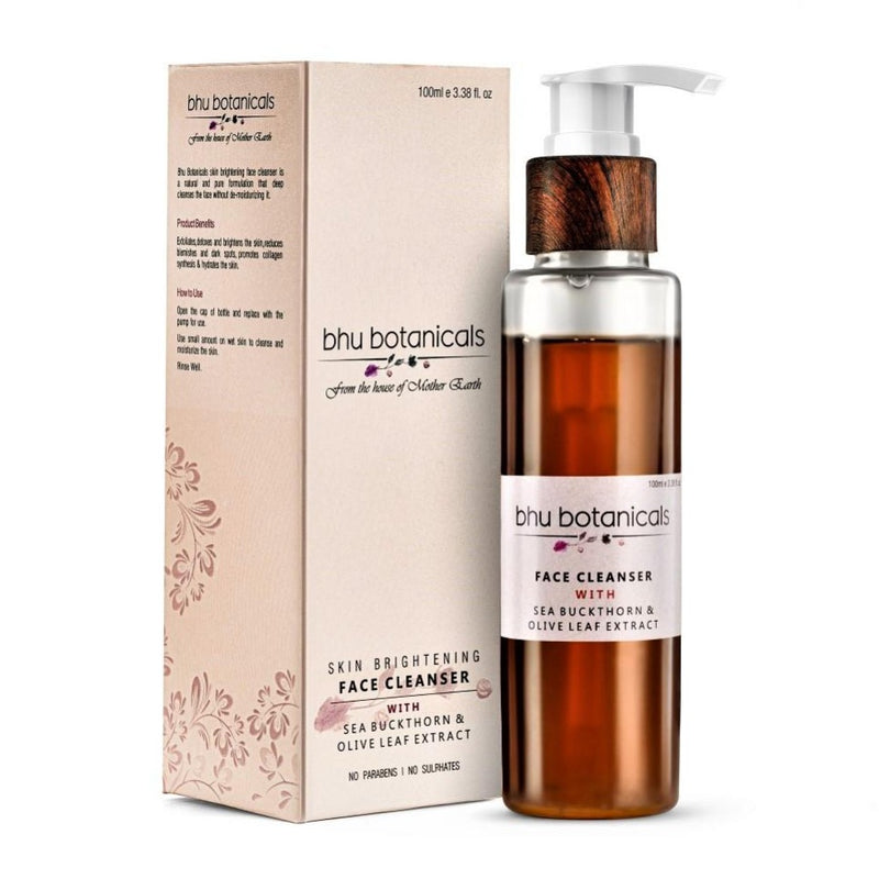 Skin Brightening Face Cleanser / Face Wash - 100 ml