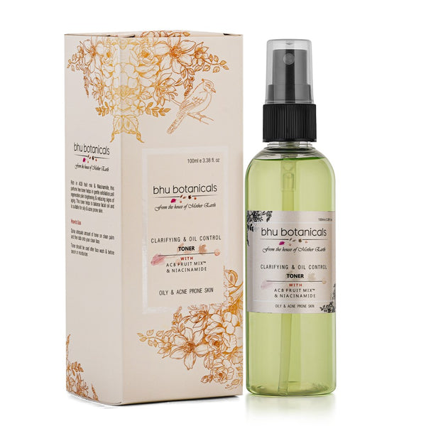 Clarifying & Oil Control Toner (With ACB Fruit Mix™ &  Niacinamide) 100ml