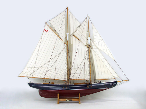 Bluenose Model Ship -47 1/2""
