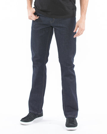 Lois-Dark Rinse Denim