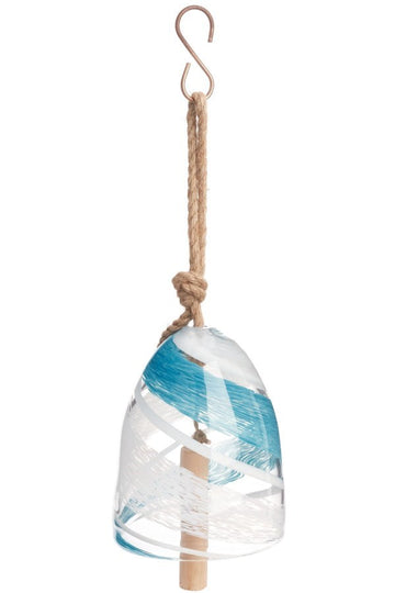 Hanging Glass Bell