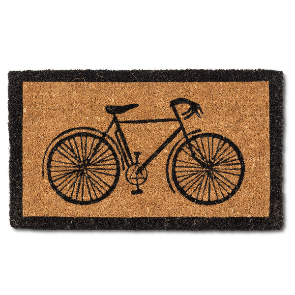 Classical Bicycle Doormat