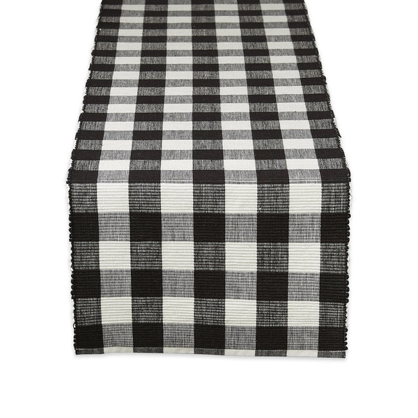 Farmhouse Buffalo Check Table Runner