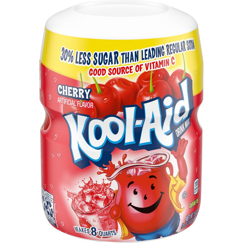Kool Aid Drink Mix Cherry