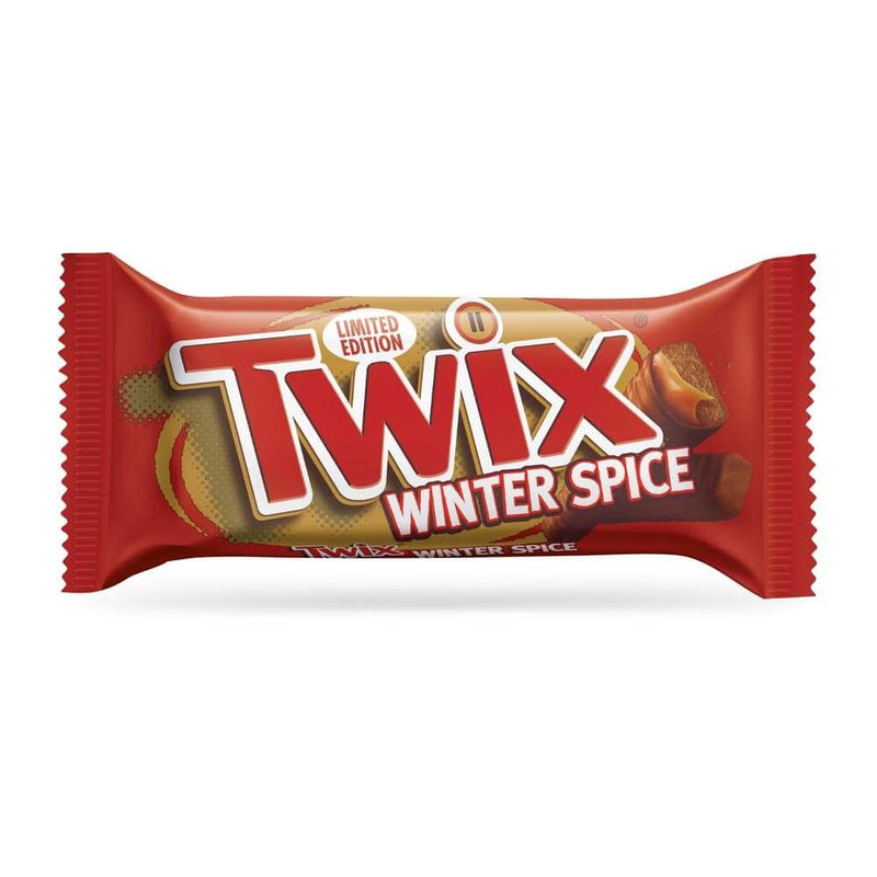 Twix Winter Spice Limited Edition