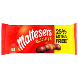 Maltesers Chocolate Biscuits 25% Extra