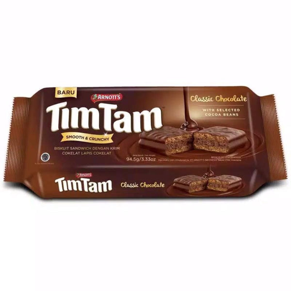 Arnotts Tim Tam Classic Chocolate Sandwich Biscuit