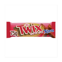 Twix Xtra Winter Spice Limited Edition