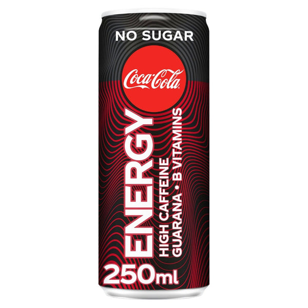 Coca Cola Energy Drink No Sugar