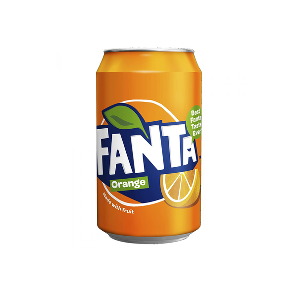 Coca Cola Fanta Orange