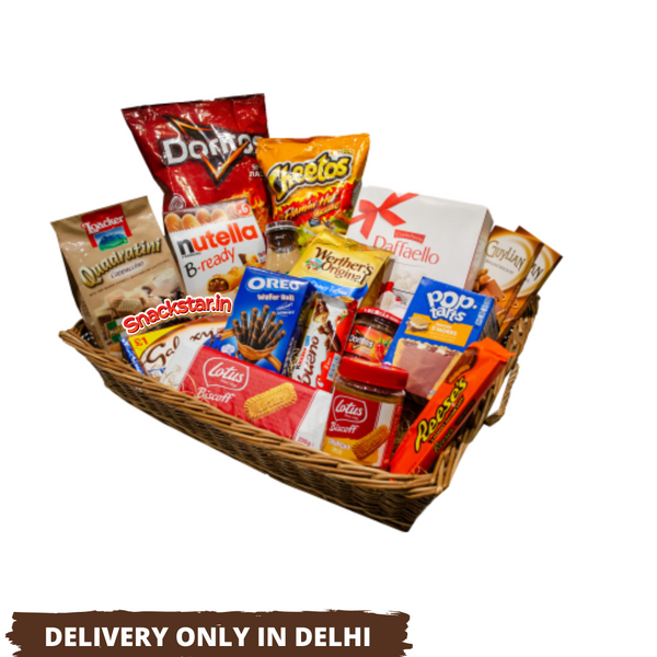 Gift Hamper Signature Premium Basket Assorted