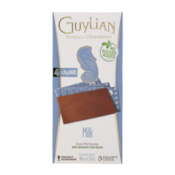 Guylian No Sugar Added Bar- Milk