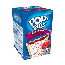 Kellogg's Pop-Tarts Frosted Raspberry