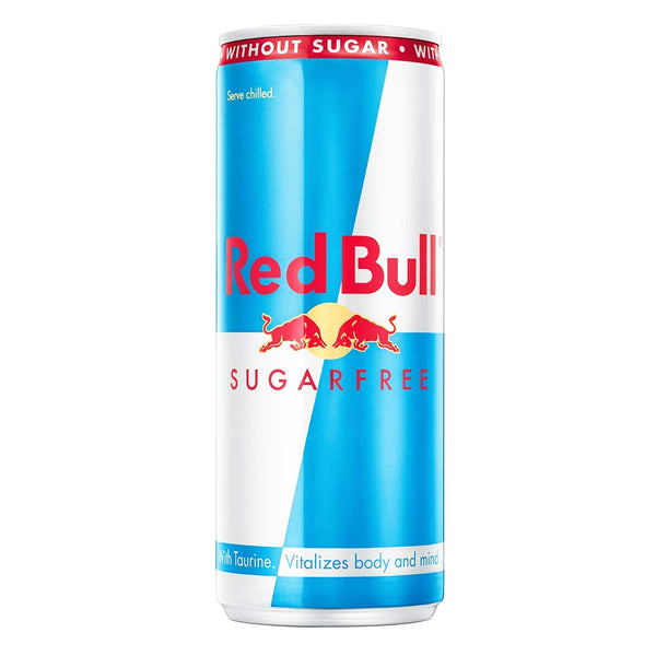 Red Bull Energy Drink Sugarfree