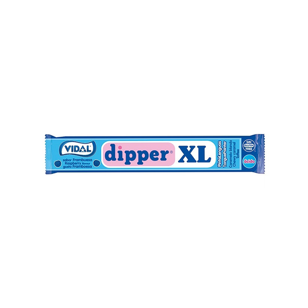 Vidal Blue Raspberry Dipper XL Tongue Painter