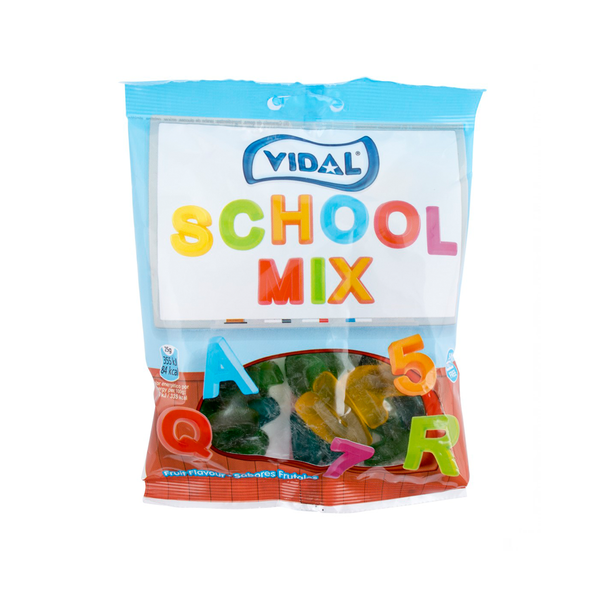 Vidal School Mix Bag
