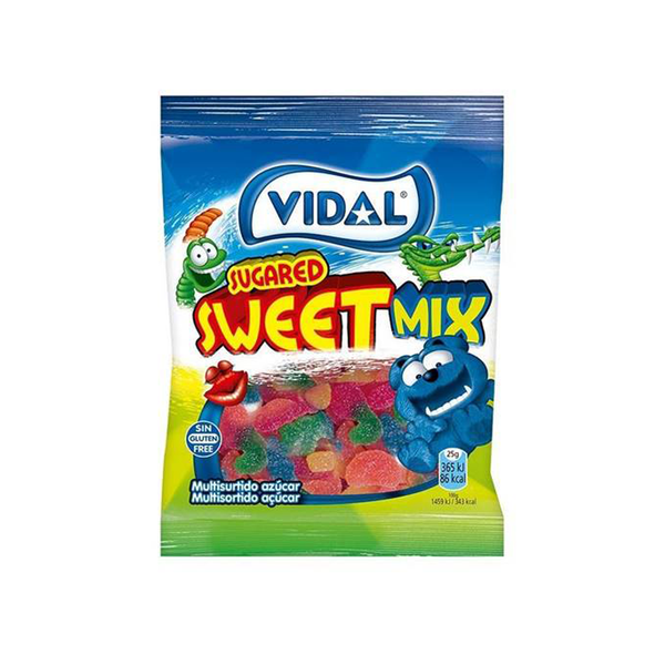 Vidal Sugared Sweet Mix Bag