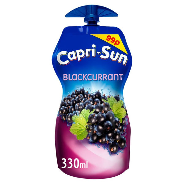 Capri Sun Blackcurrant