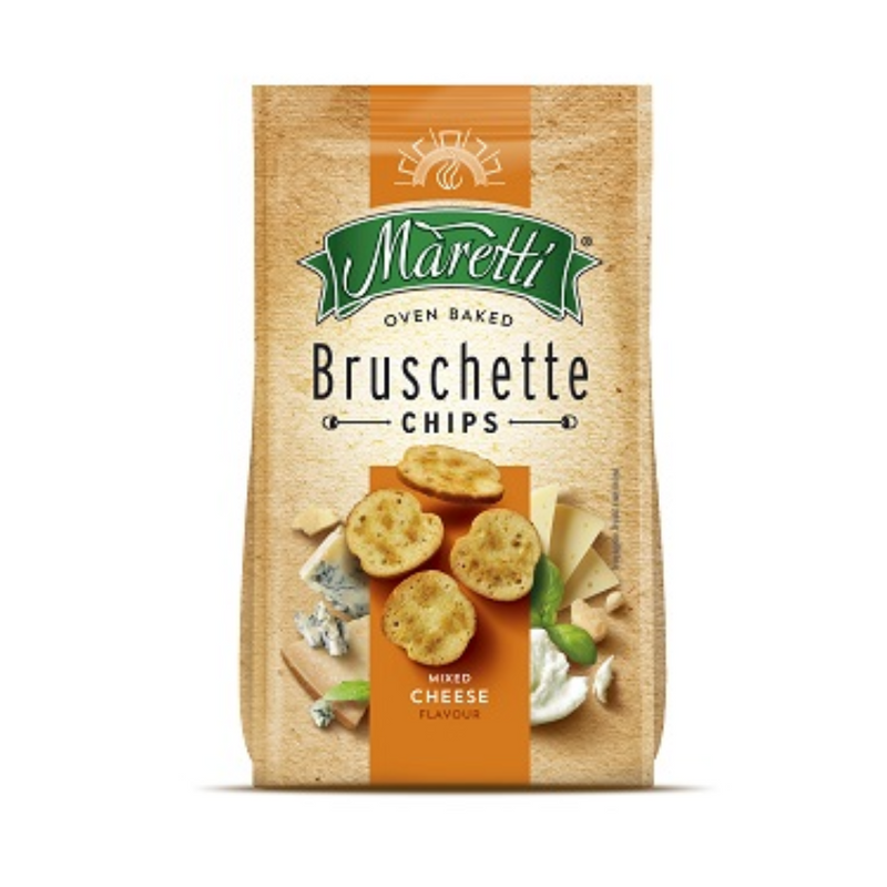 Maretti Bruschette Mixed Cheese