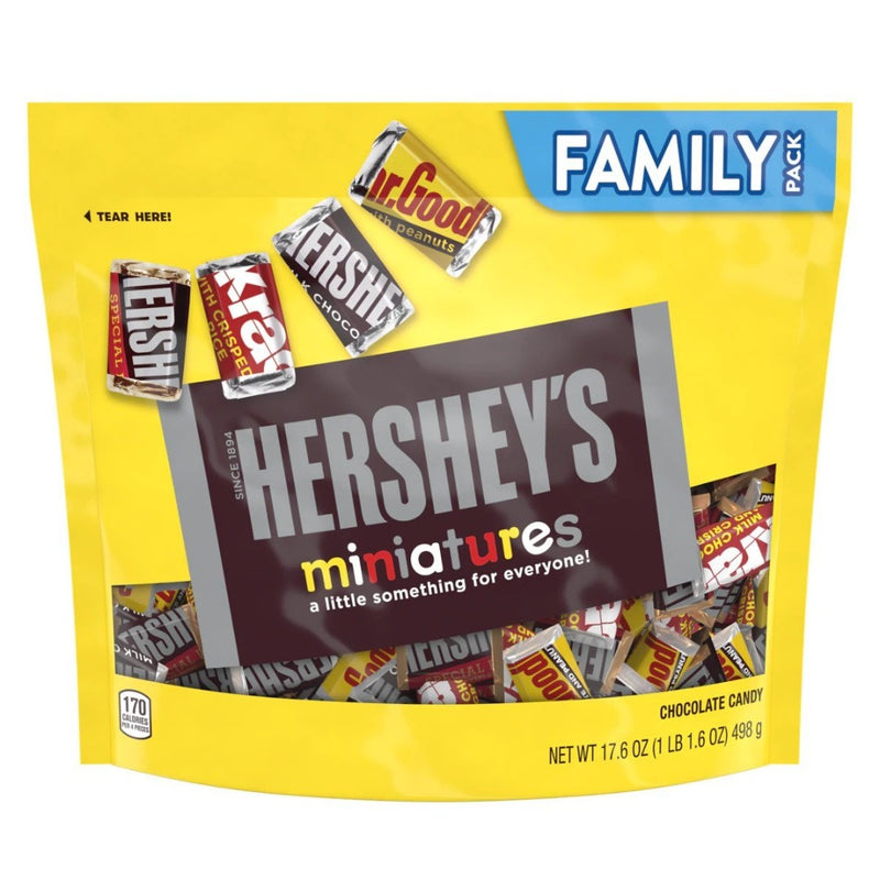 Hershey's Miniatures Assortment (498g)