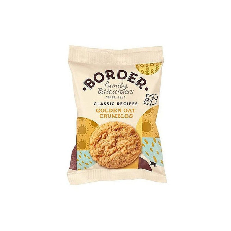 Border Golden Oats Crumbles Cookies (2pc)