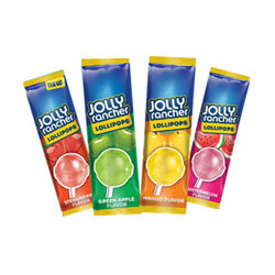 Jolly Rancher Lollipops (Pack of 4)