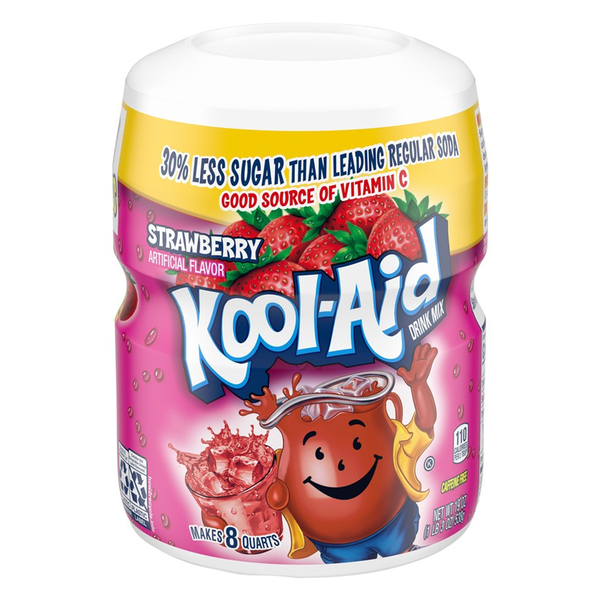 Kool Aid Drink Mix Strawberry