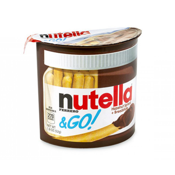 Nutella & Go! Pack