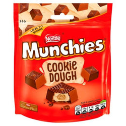 Nestle Munchies Cookie Dough Pouch