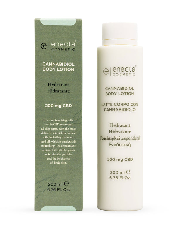 Cannabidiol Körperlotion