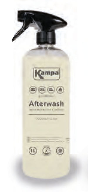 Kampa Afterwash Protective Coating 1L Coconut Scent-Tamworth Camping