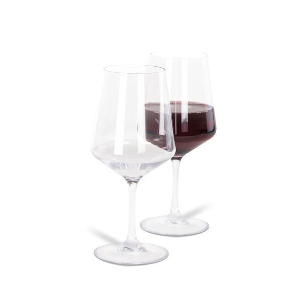 Kampa Soho Polycarbonate Red Wine Glass 570ml twin Pack