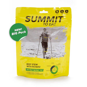 Summit to Eat Beef and Potato Stew BIG PACK-Tamworth Camping