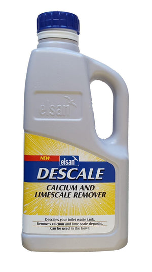 Elsan Descale Calcium and Lime Scale Remover - 1 Litre-Tamworth Camping