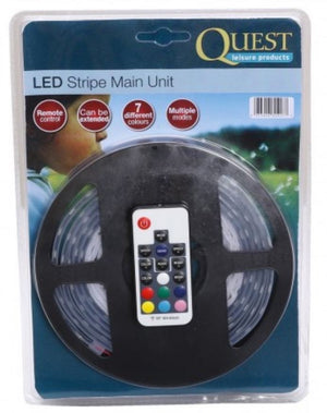 Quest LED Light Strip-Tamworth Camping