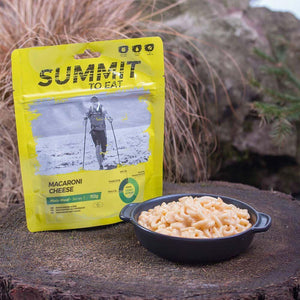 Summit to Eat Macaroni Cheese-Tamworth Camping