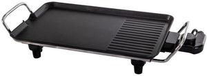 Quest Large Griddle 40 x 23.5 x 9cm-Tamworth Camping