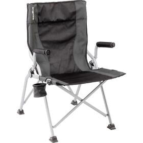 Brunner Raptor Enduro Folding Chair Grey & Black-Tamworth Camping