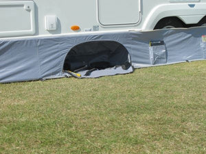 Kampa Organiser Skirt Caravan Awning Draught Skirt-Tamworth Camping