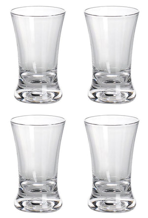 Gimex Shot Glass 4 Pack-Tamworth Camping