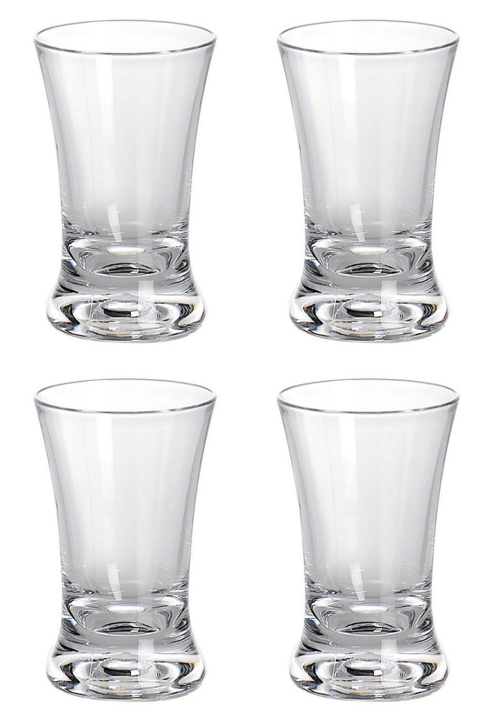 Gimex Shot Glass 4 Pack