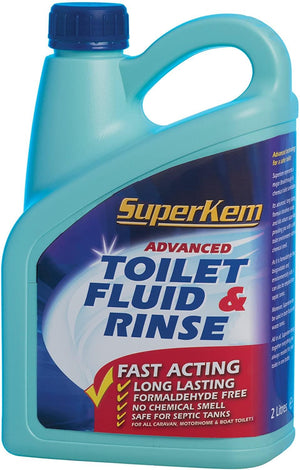 Elsan Superkem – 2 Litre Top and bottom Toilet Chemical-Tamworth Camping