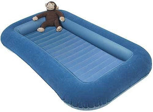Kampa Blue Junior Bumper Airlock Air Bed for Kids-Tamworth Camping