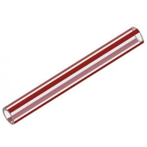 12mm Red Tube Semi-Rigid Water Hosej-Tamworth Camping