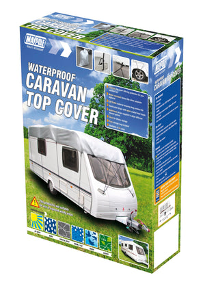 Maypole Caravan Top Cover - All Sizes-Tamworth Camping