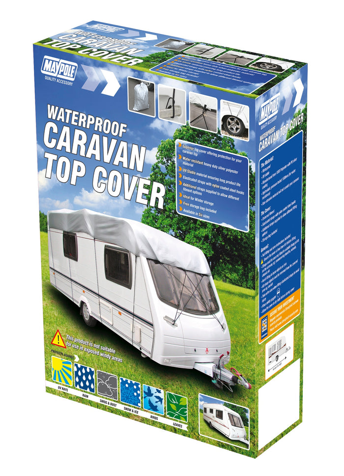 Maypole Caravan Top Cover - All Sizes