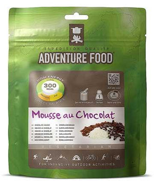 Adventure Food Mousse au Chocolat - 1 Person Serving-Tamworth Camping