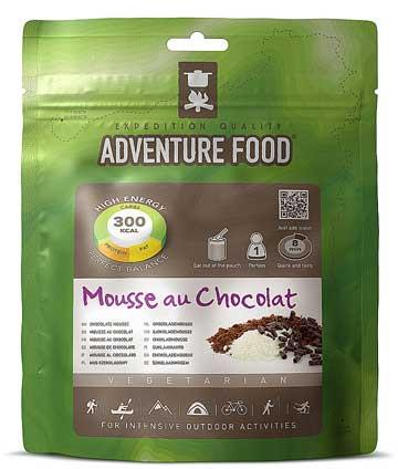 Adventure Food Mousse au Chocolat - 1 Person Serving