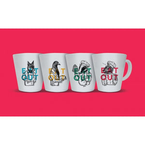 OLPro Eat Out 4 Mug Set-Tamworth Camping