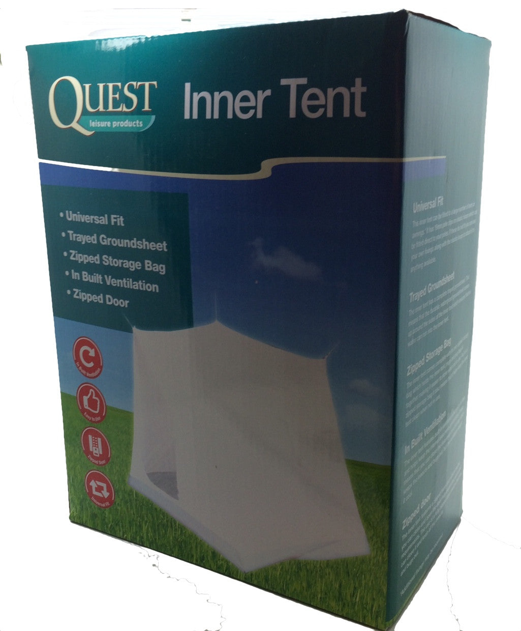 Quest Universal 3 Berth Inner Tent Tamworth Camping